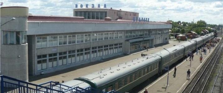 Вокзал Бузулук