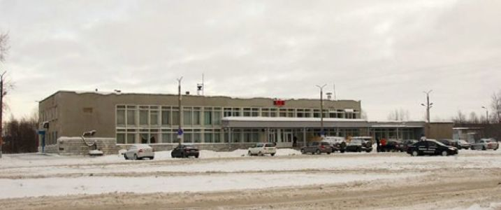 Вокзал Северодвинск