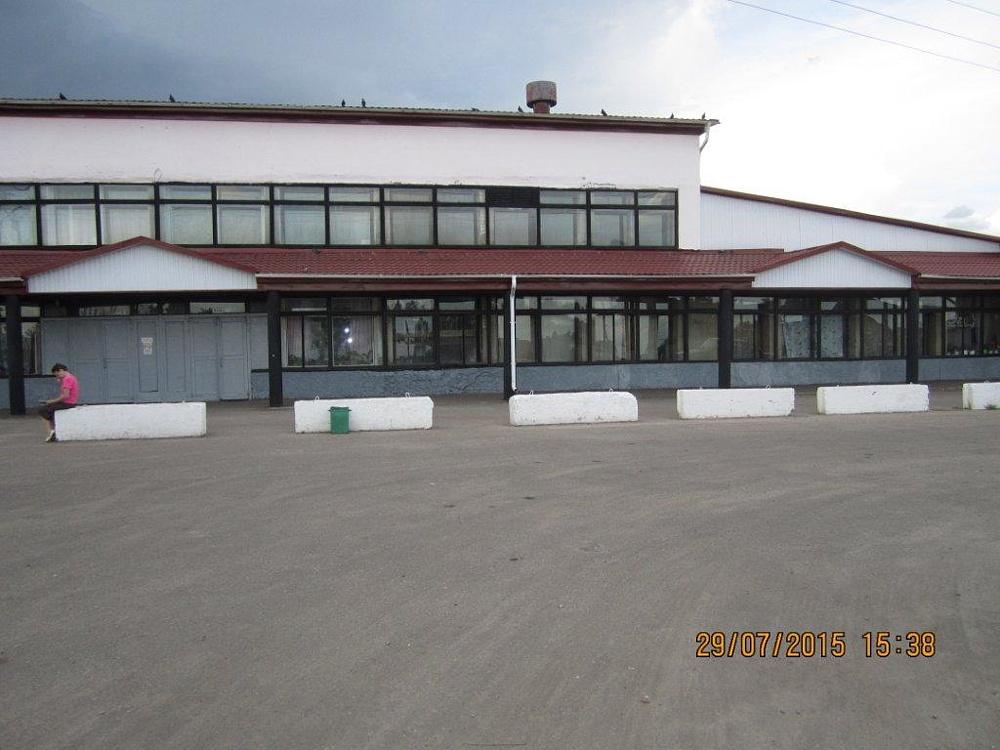 Вокзал Мантурово