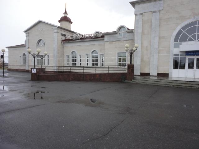 Вокзал Шумерля