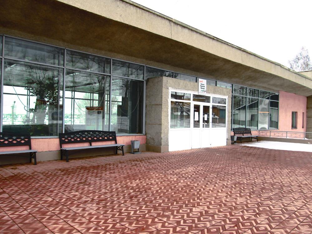 Вокзал Верхний Уфалей