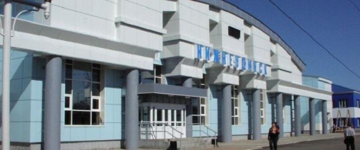 Вокзал Нижнеудинск