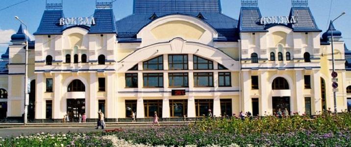 Вокзал Томск
