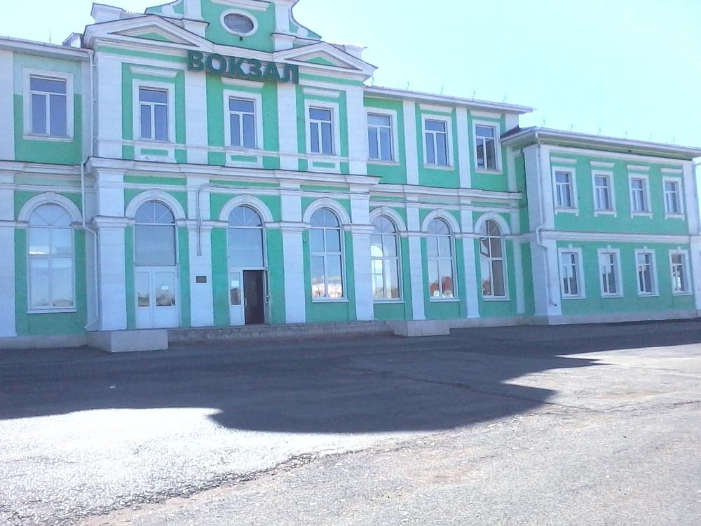 Вокзал Абдулино