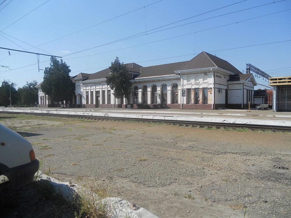 Вокзал Тимашевская