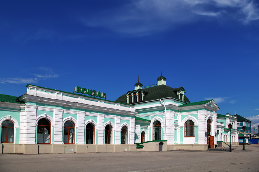 Вокзал Сызрань-1