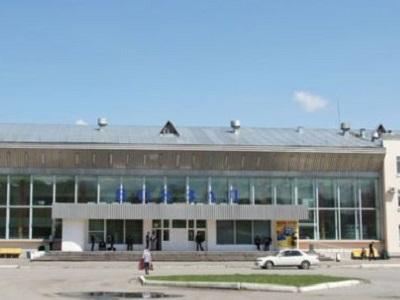 Вокзал Свободный
