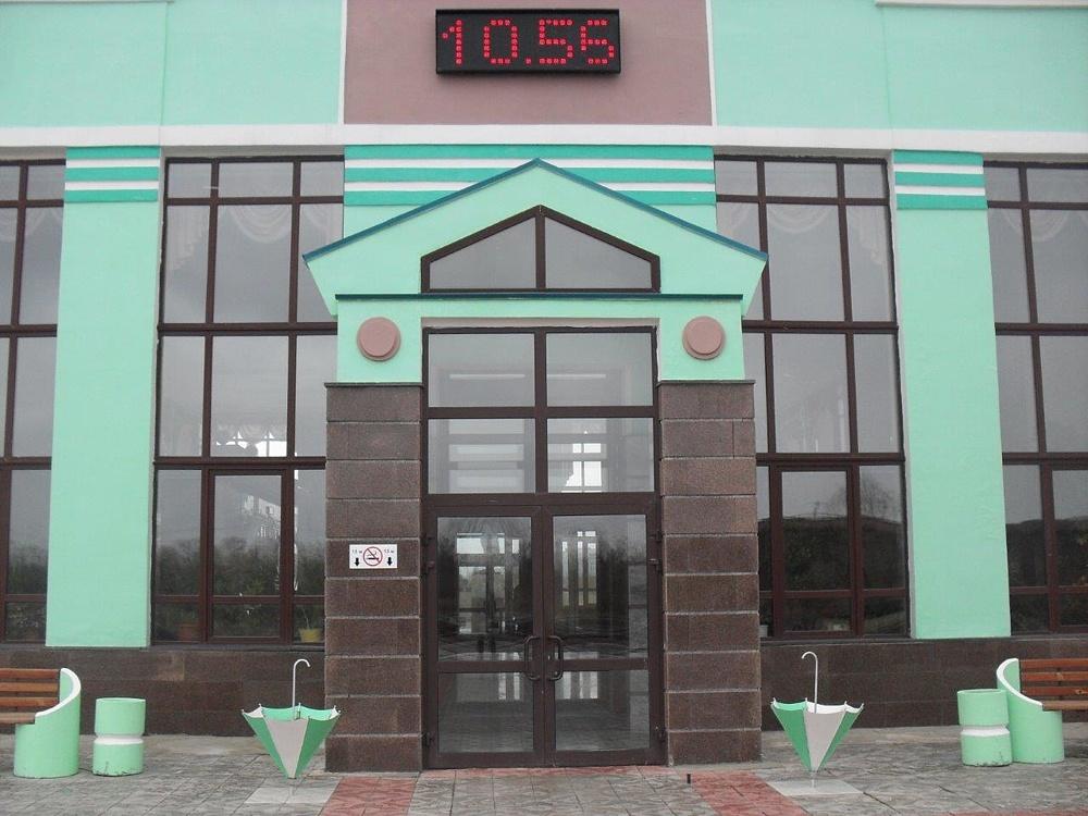 Вокзал Славгород