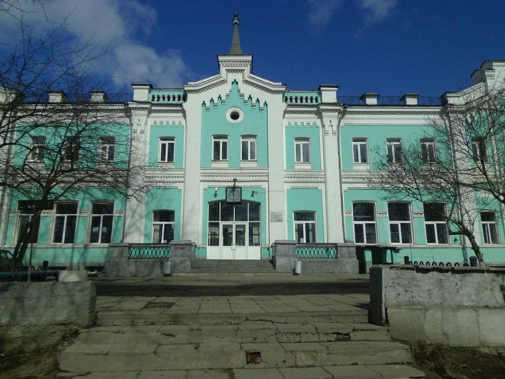 Вокзал Камышлов