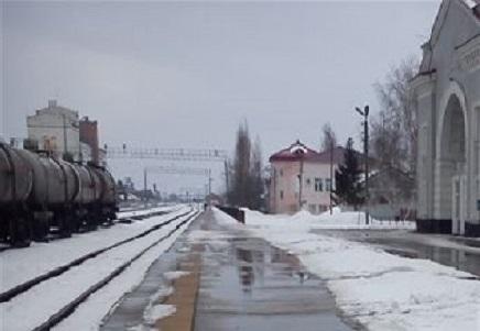 Вокзал Туймазы