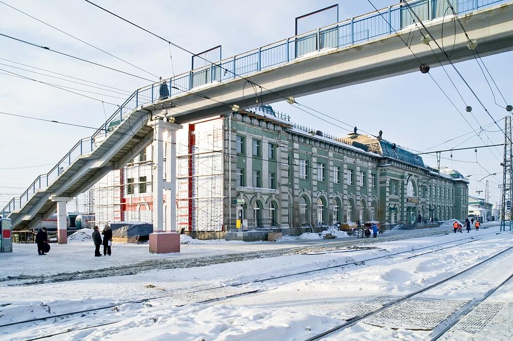 Вокзал Рузаевка