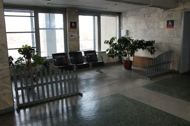 Вокзал Канск-Енисейский