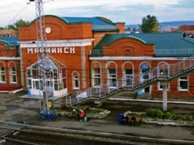 Вокзал Мариинск
