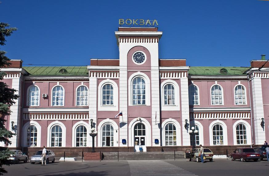 Вокзал Тамбов