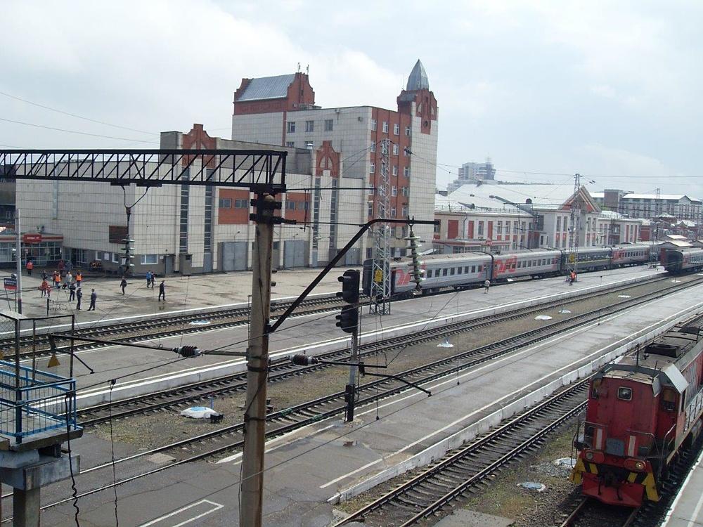 Вокзал Барнаул