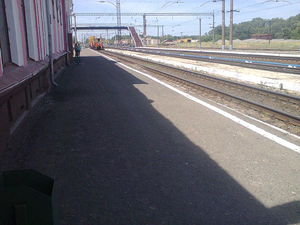 Вокзал Богоявленск