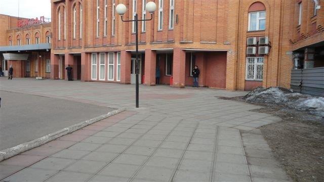 Вокзал Котельнич