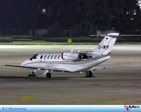 Cessna CitationJet, CJ1 & CJ2