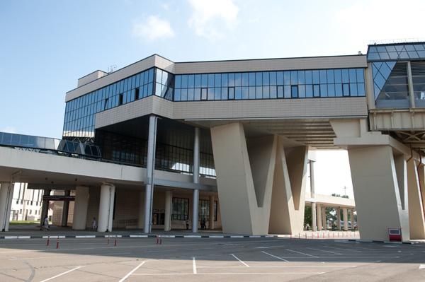 Аэровокзальный комплекс Адлер