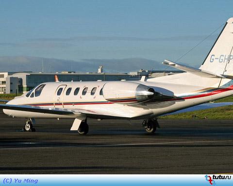 Cessna Citation II & Bravo