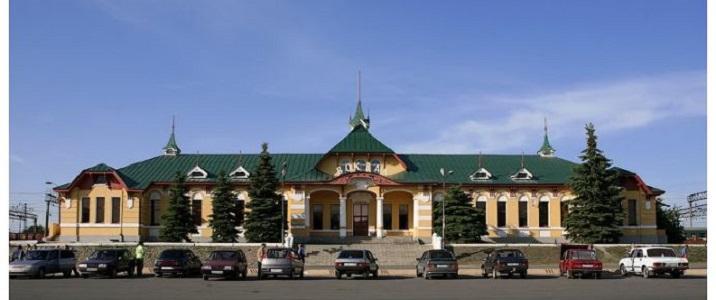 Вокзал Орск