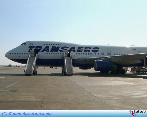 Boeing 747-100/200