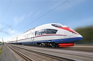 Сапсан - скоростной поезд