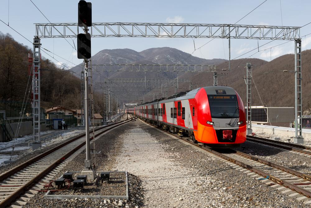 Характеристики поезда Ласточка