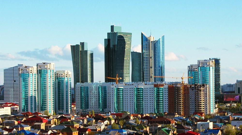 Авиабилеты в казахстан