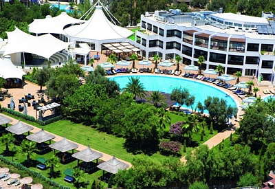 Отель Latanya Park Resort (ex  Latanya Bodrum Beach Resort