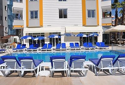 Турецкий массаж в отеле у кого заканчивался сексом