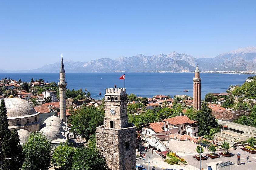 Турция, отдых 2020 цены все включено от ТЕЗ ТУР Москва.